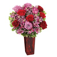 Love's Promise flower bouquet (BF301-11)